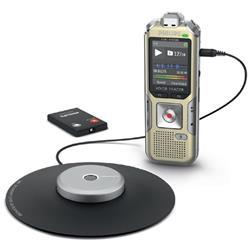 Philips DVT 8010 Digital Voice Tracer 8GB Ref DVT8010