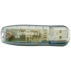 Intenso 4GB USB Rainbow Ref 3502450