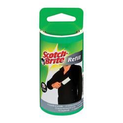 Scotch-Brite Lint Roller Refill [30 sheets] Ref 836RP