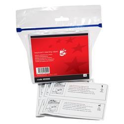 Salvietta per pulizia tastiere 5 Star - 493565 - conf. 10