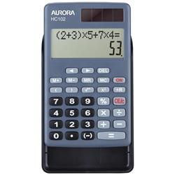 Aurora Pocket Calculator Ref HC102