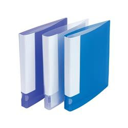5 Star Office Ring Binder 2 O-Ring Polypropylene A4 Assorted [Pack 10]