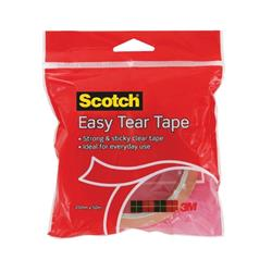 Scotch Easy Tear Tape 25mm x 50m Ref ET2550