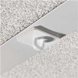 5 Star Office Retail Point Of Sale Mobile Button Styrene Permanent Adhesive 5mm Loop [Pack 25]