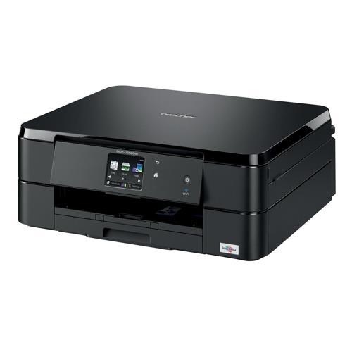 Buy brother dcpj562dw multifunction inkjet printer wifi 6 for Best home office inkjet printer 2015