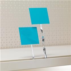 5 Star Office Retail Point Of Sale Twist-Pop Adhesive Aluminium [Pack 20]