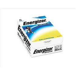Energizer Eco Advanced Batteries C / E93 Ref E300488100 (Pack 20)