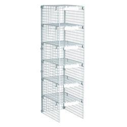 Sort Unit Column for 24 Compartment Ref MS224CGREY