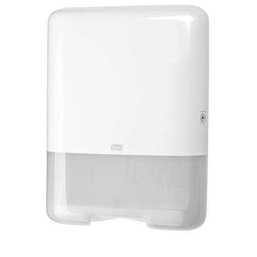 Hand Towel Dispenser B Q: Tork Single-fold Hand Towel Dispenser Plastic White Ref