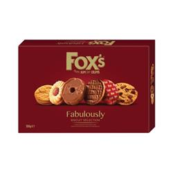 Fox's Fabulously Biscuit Selection 275g Ref A07926