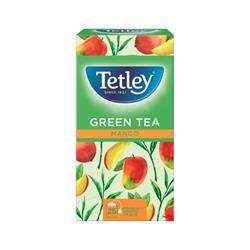 Tetley Tea Bags Green Tea with Mango Ref 1578a (Pack 25)