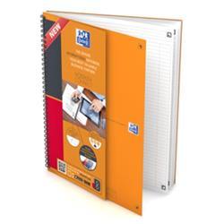 Oxford International Connect Wirebound Notebook A4 Ref 400055726