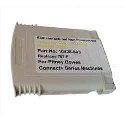 Totalpost Franking Inkjet Cartridge for Pitney Bowes ConnectPlus Series Yellow Ref 10428-803