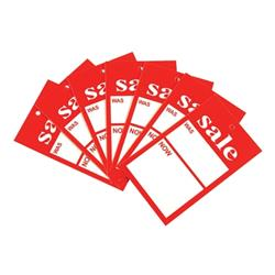 Sale Tickets 100x55mm (Pack 100)