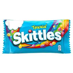 Skittles Tropical Bag 55g Ref 34593 [Pack 36]