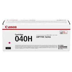 Canon 040H Laser Toner Cartridge High Yield Page Life 10000pp Magenta Ref 0457C001
