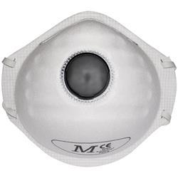 JSP Disposable Mask FFP2 Moulded EN149 Standard Ref BEH120-001-000 [Pack 10]