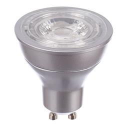 GE Bulb LED 3.5Watt 260Lumens GU10 Dimmable 35Degree Beam Angle CCT 3000K Warm White Ref 84612