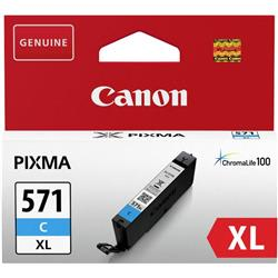 Canon CLI-571XL Cyan Ink MG5750 6850 7750
