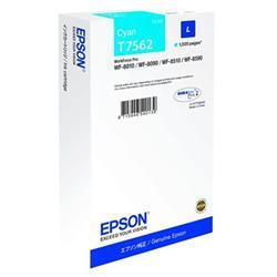 Epson WF 8000 Series Cyan Ink Cartridge L 1500 Pages