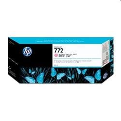 HP 772 Light Magenta Inkjet HP 772 Ink Cartridge 300ML Light Magenta