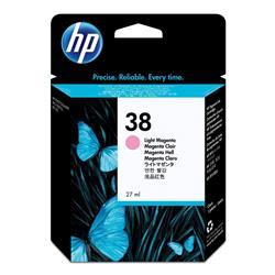HP 38 Light Magenta Pigment HP NO38 Light Magenta Pigment Ink Cartridge