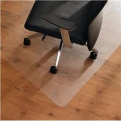Cleartex Ultimat Chair Mat For Hard Floors 1190x750mm Clear Ref FC12197520ERA