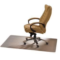 Cleartex Advantagemat Chair Mat For Hard Floor Protection 1200x900mm Clear Ref FCPF129225EV
