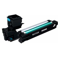 Konica Minolta Toner Cartridge (3000 Prints) Cyan for Magicolor 3730DN Laser Printer