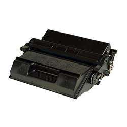 OKI Laser Toner Print Cartridge Page Life 15000pp Black [for B6100] Ref 9004058