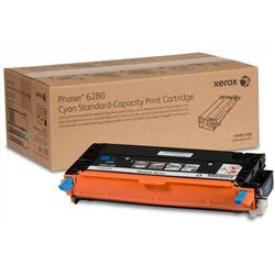 Xerox Phaser 6280 Laser Toner Cartridge Page Life 2200pp Cyan Ref 106R01388
