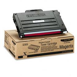 Xerox Magenta Laser Toner Cartridge for Phaser 6100 Ref 106R00677