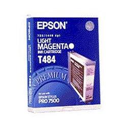 Epson T484 Light Magenta Ink Cartridge