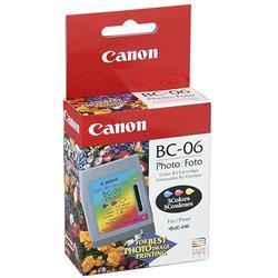 Canon BC-06 Photo (Tri-Colour) Ink Cartridge for BJC-240/BJC-250/BJC-1000
