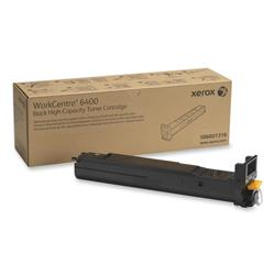 Xerox WorkCentre 6400 Laser Toner Cartridge High Yield Page Life 12000pp Black Ref 106R01316