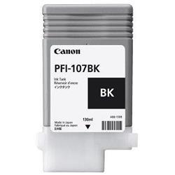 Canon PFI-107BK (Black) Ink Cartridge