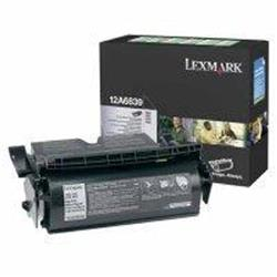 Lexmark Black Toner Cartridge for T520/T522 (Yield 20000 pages)