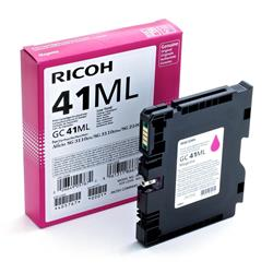 Ricoh GC41 Ink Cartridge (Magenta) Low Capacity for SG2100