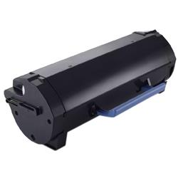 Dell Regular High Capacity Black Toner Cartridge (Yield 8500 Pages) for B2360d/B2360dn/B3460dn/B3465dnf Laser Printer