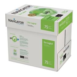 Navigator Ecological A4 Bright White Paper 75gsm Ref NEC0750012 - 5 Reams