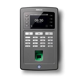 Safescan TA-8030 Clocking in System Fingerprint Recognition Ref 125-0486