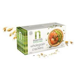 Nairns Gluten Free Wholegrain Crackers Ref 0401055 [Pack 60]