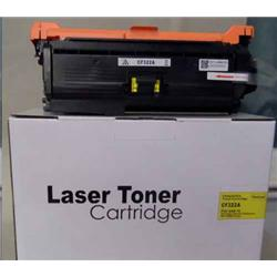 Alpa-Cartridge Compatible HP MFP M680 Yellow Toner CF322A also for 653A