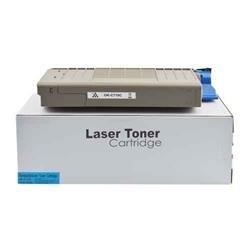 ALPA-CArtridge Remanufactured OKI C710 Cyan Toner 43866107 44318607