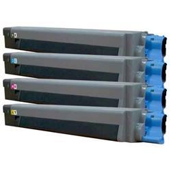 ALPA-CArtridge Comp OKI MC860 Cyan Toner 44059211