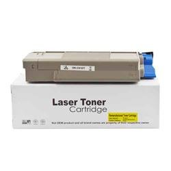 ALPA-CArtridge Remanufactured OKI C610 Yellow Toner 44315305