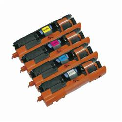 Alpa-Cartridge Remanufactured HP 2500 Cyan Toner Q3961A also for C9701A Canon EP701C