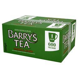 Barrys Green Label 600's 1 Cup Tea Bags