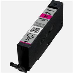 Canon CLI-581XXL Ink Jet Cartridge Page Life 820pp Magenta Ref 1996C001