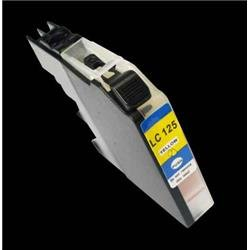 Alpa-Cartridge Compatible Brother Hi Yield Yellow Ink Cartridge LC125Y